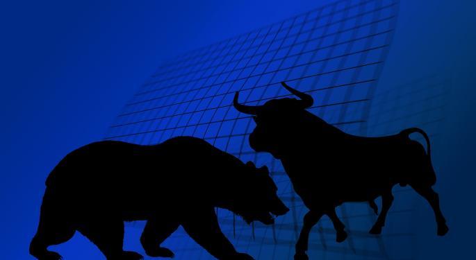 Benzinga's Bulls & Bears Of The Week: Capital One, FedEx, Tesla, Walmart And More