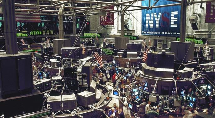 This Day In Market History: NYSE Volume Hits 20th Century Low