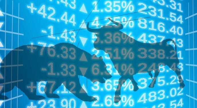Bulls & Bears Of The Week: Dow, Lyft, Pfizer, Schlumberger, Tesla And More