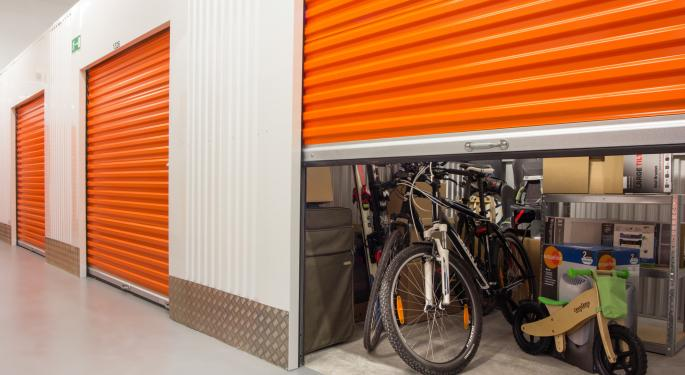 UPS Enters The Self-Storage Market With A Different Twist