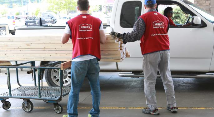 Sell-Side Is Constructive On Lowe's After Q3 Earnings Beat