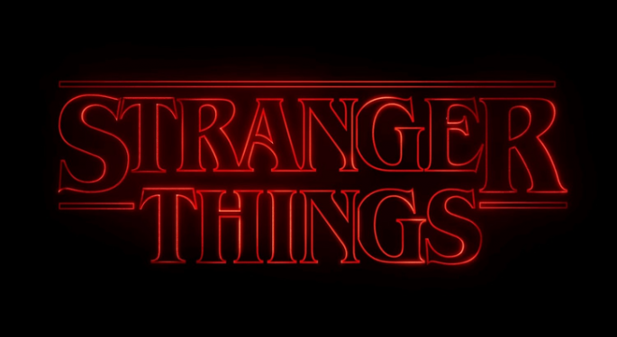'Stranger Things' Not The Only Netflix Catalyst In Q4
