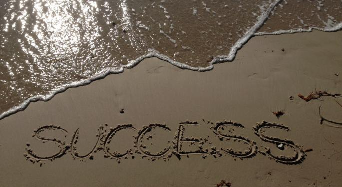 What Success Is Made Of: Investors, Execs And Entrepreneurs Talk Routines And Role Models
