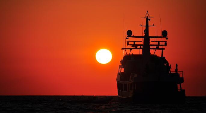No DryShips, No Soup For Shipping ETF
