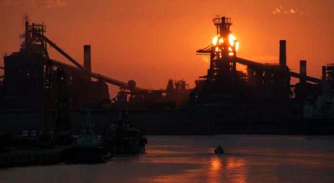 Shippers Surge As Baltic Dry Index Notches Another Uptick