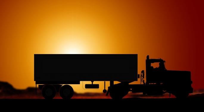 Baking Temperatures Put Australia's Trucks And Drivers At Risk