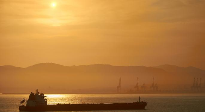 Ominous IMO 2020 Signs For Ocean Shipping Spot Rates