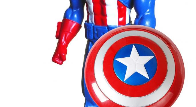 IMAX Touts Success Of Marvel's 'Captain America' Opening In China