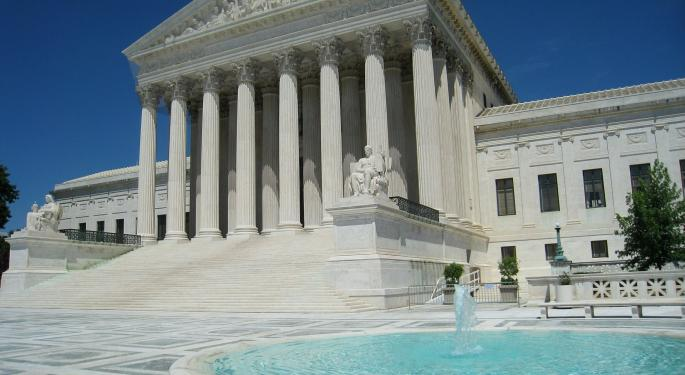 The Case That Has The U.S. Supreme Court Considering Insider Trading For The First Time In 20 Years