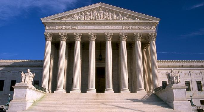 This Day In Market History: The Supreme Court Is Born