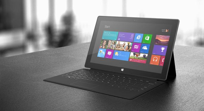 Surface Buyers Get £50 Voucher for Delayed Shipments