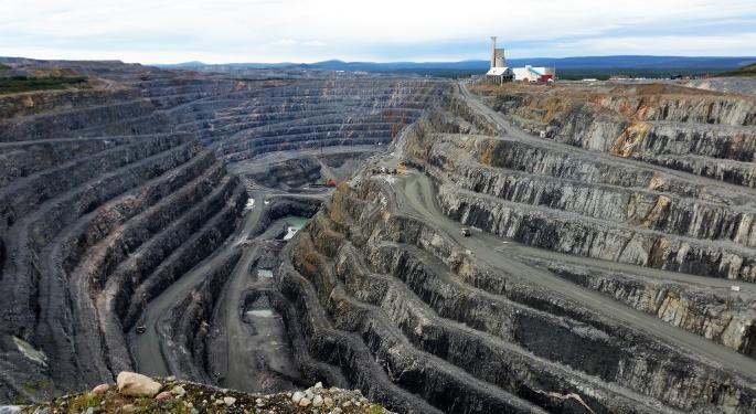 BMO Starts Coverage Of 3 Canadian Mining Companies, With 2 Bullish Picks