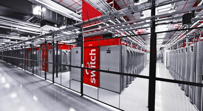 Data Center Operator Switch's Business Model Snags Vote Of Confidence From Stifel