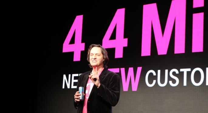 T-Mobile's John Legere + 4/20 = Pot Shots At Verizon