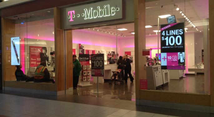 Investors Seem To Be Materially Discounting T-Mobile Shares Based On 2 Factors