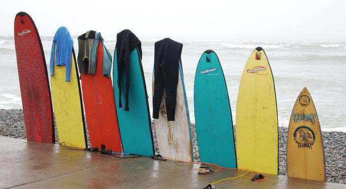 Report: Nike Looking To Sell Surf Brand Hurley