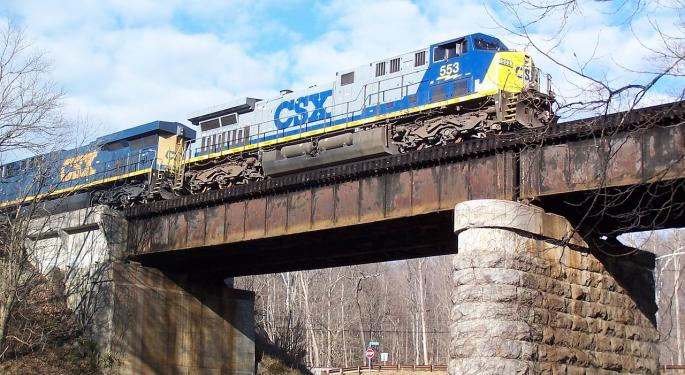 CSX Bull, Bear React To Rail Line's Q4 Print