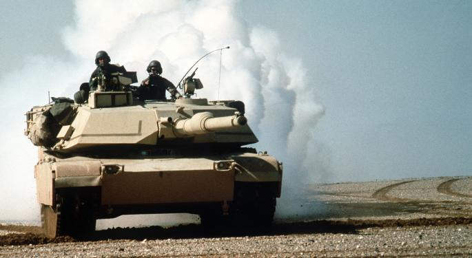 This Day In Market History: Operation Desert Storm