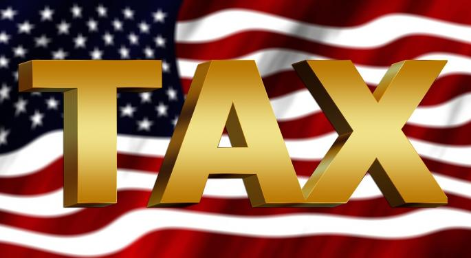 Are U.S. Corporate Taxes Really That High?
