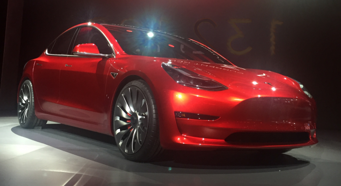 What Is Going On With Tesla's Model 3 Battery? And What Does That Mean For Tesla Profitability?