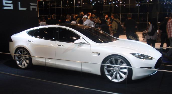 China's Tesla Killer Might Be Called 'LeSEE'