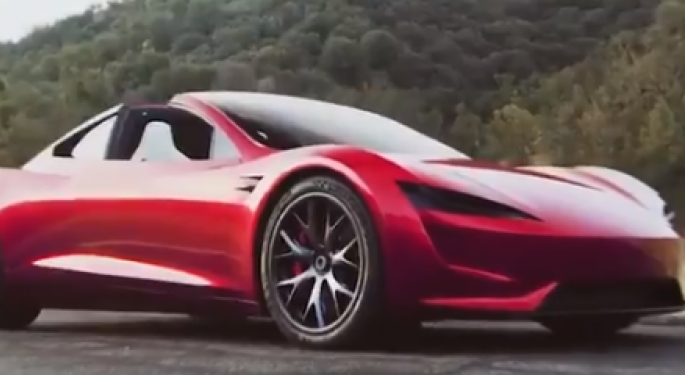 What We Know About Tesla's Roadster 2.0
