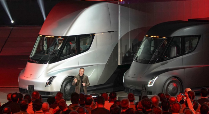 The Tesla Semi: Why Truckers Want It And How Important It Could Be