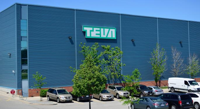 Teva's Stock Inches Higher Amid Cost-Cutting Plan