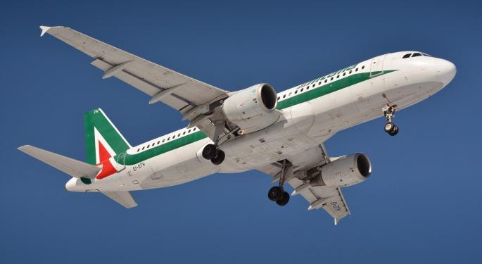 European Commission Skeptical About More Government Aid For Alitalia