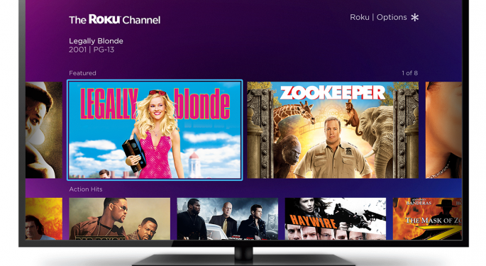 Citi Maintains Sell Rating On Roku, But Expects Positive Q4 Surprise