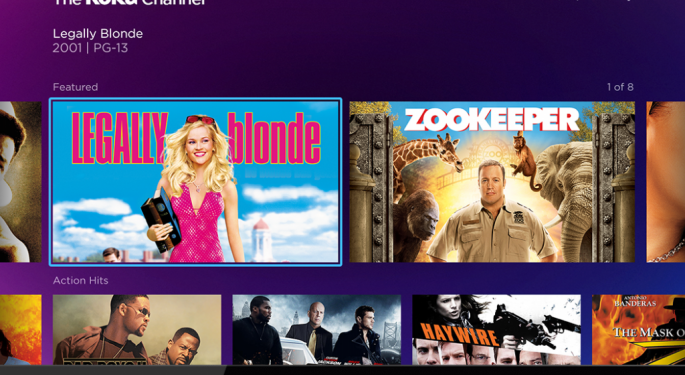 Roku Channel, New Interface Lift Citi's Rating On The Stock From Sell To Neutral