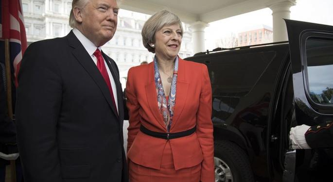Today's Pickup: U.S./U.K. Trade Deal Still Alive