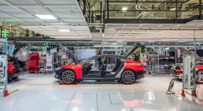 Report: Tesla Production VP Leaves Company