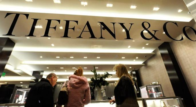 Bernstein Slashes Tiffany Price Target From $101 To $83, Remains Confident In Long-Term Brand Potential