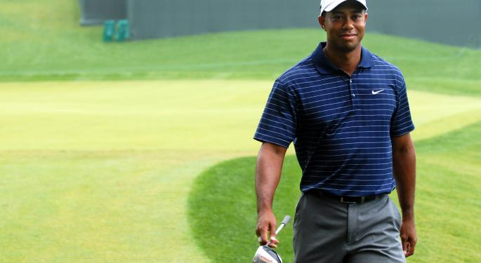 What Clubs Will Tiger Woods Use For His Comeback?