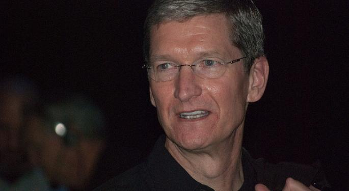 Tim Cook Talks About Apple's Role In U.S. Job Creation