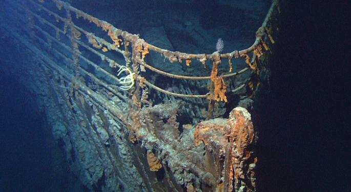 The Company That Owns The Only Collection Of Titanic Artifacts Is Getting Set To Auction It Off