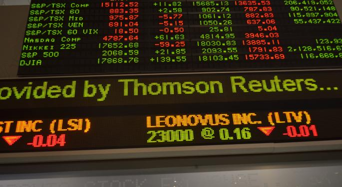 Thomson Reuters Is A Buy; Look For Good News On The Topline This Year
