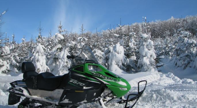 Wunderlich Says Second Arctic Cat Offer Unlikely