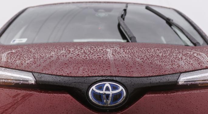 Toyota, Lexus Recalling 700,000 Cars Over Faulty Fuel Pumps