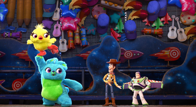 What 'Toy Story 4' Means For Disney