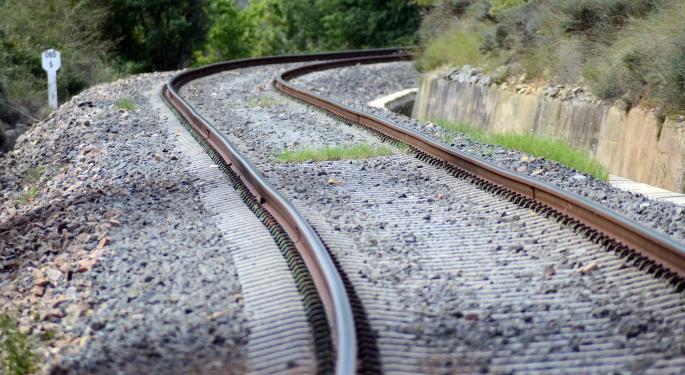 US Rail Traffic Maintains Slump Amid Global Trade Uncertainties