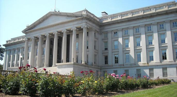 Treasury To Increase Auctions To Fund Upcoming $1 Trillion Annual Deficits