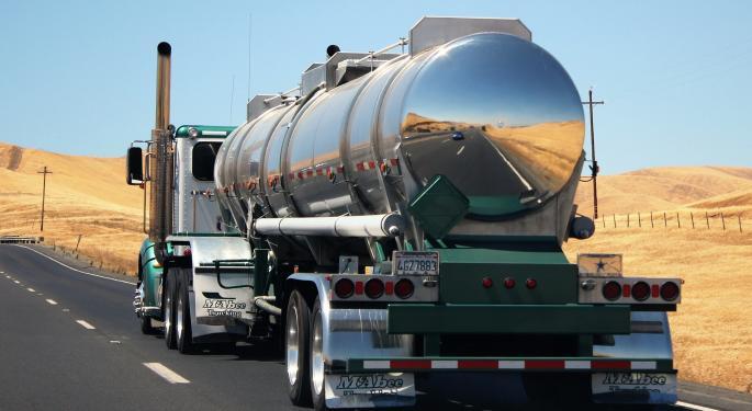 Fuel Startup Gas Pos Seeking Headway Into Truck Stop Market
