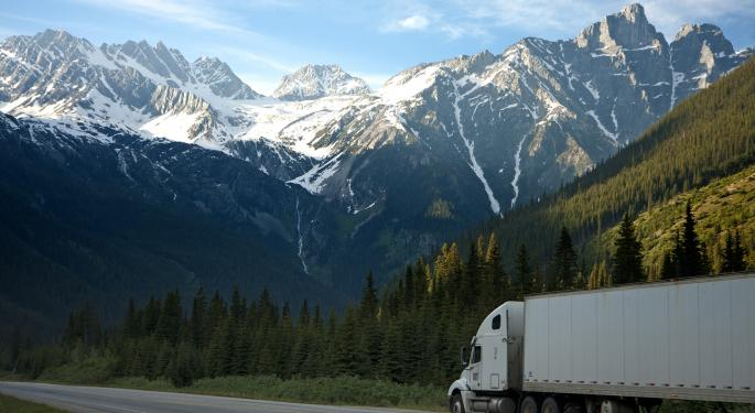 U.S. Highway Trucker Preferred Routes