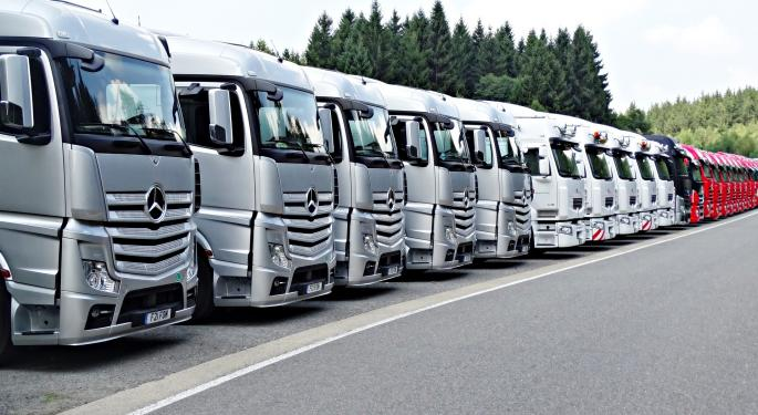 Truck Driver Shortage Spreads To Southern Europe