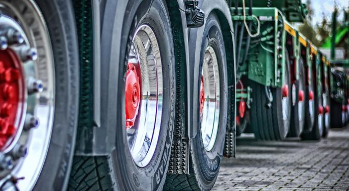 Old Dominion Sees Continued Tonnage Weakness In July
