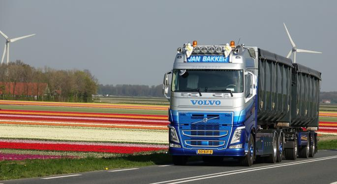 Volvo Trucks Creates Electric-Powered Construction Concepts For Europe