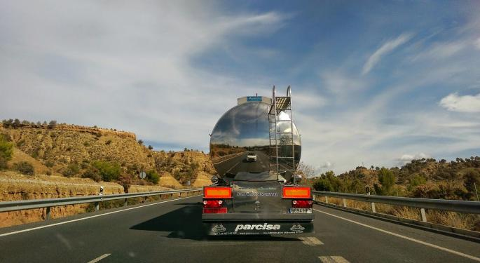 Is The Freight Market Starting To Recover?