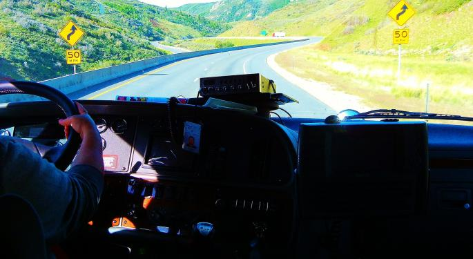 Driverless Trucks Debated Ahead Of Proposed Regulations